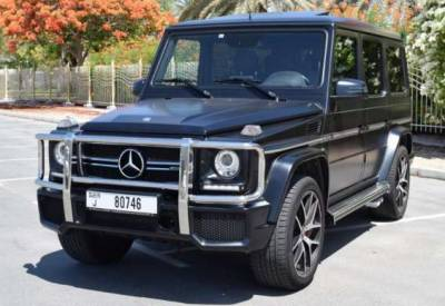 Mercedes Benz G63 AMG Price in Sharjah - SUV Hire Sharjah - Mercedes Benz Rentals