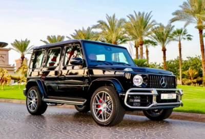 Mercedes Benz G63 AMG Edition 1 Price in Dubai - SUV Hire Dubai - Mercedes Benz Rentals