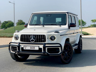 Mercedes Benz G63 AMG Edition 1 Price in Dubai - SUV Hire Dubai - Mercedes Benz Rentals