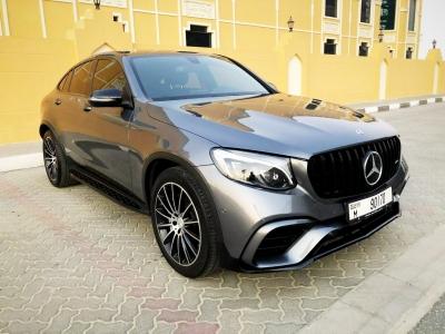 Mercedes Benz AMG GLC 43 Coupé Price in Dubai - SUV Hire Dubai - Mercedes Benz Rentals