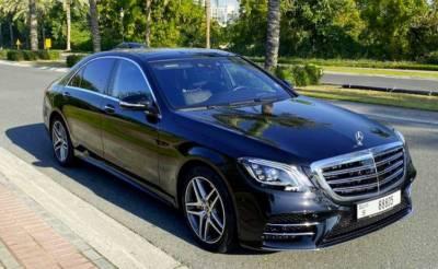 Mercedes Benz S560 Price in Dubai - Luxury Car Hire Dubai - Mercedes Benz Rentals
