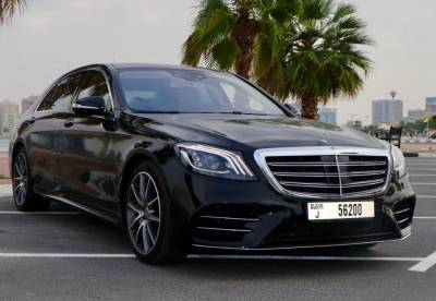 Mercedes Benz S560 Price in Dubai - Luxury Car Hire Dubai - Mercedes Benz Rentals