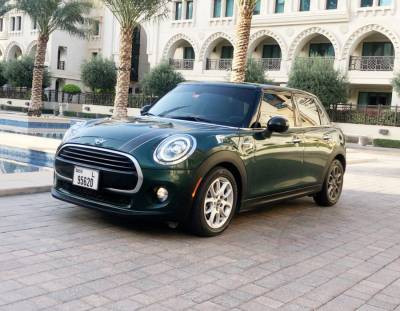 Mini Cooper Price in Fujairah - Compact Hire Fujairah - Mini Rentals