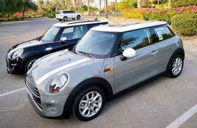 Mini Cooper Price in Dubai - Compact Hire Dubai - Mini Rentals