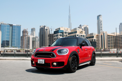 Mini Cooper Countryman S Price in Dubai - Compact Hire Dubai - Mini Rentals