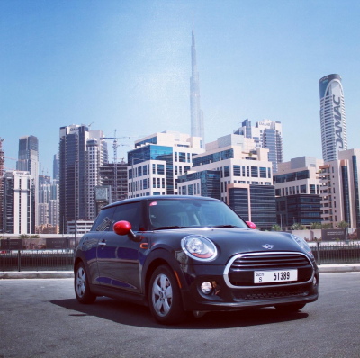 Mini Cooper Coup Price in Dubai - Compact Hire Dubai - Mini Rentals