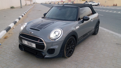 Mini Cooper S Convertible Price in Dubai - Luxury Car Hire Dubai - Mini Rentals