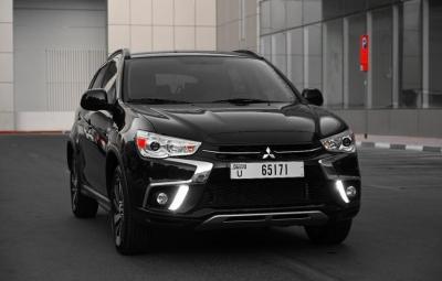 Mitsubishi ASX Price in Dubai - Crossover Hire Dubai - Mitsubishi Rentals