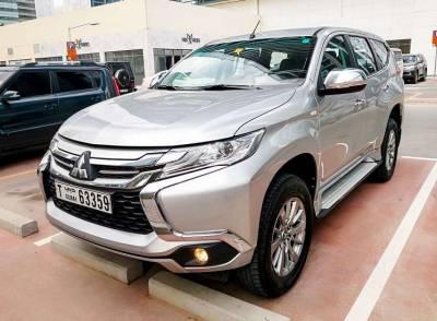 Mitsubishi Montero Sport Price in Dubai - SUV Hire Dubai - Mitsubishi Rentals