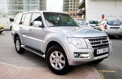 Mitsubishi Pajero Price in Dubai - SUV Hire Dubai - Mitsubishi Rentals
