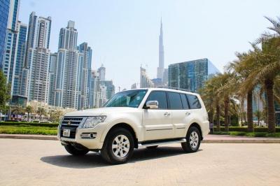 Mitsubishi Pajero Price in Ajman - SUV Hire Ajman - Mitsubishi Rentals