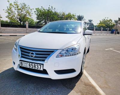 Rent Nissan Sentra 2018