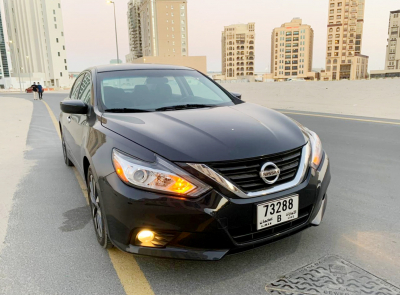 Nissan Altima Price in Sharjah - Sedan Hire Sharjah - Nissan Rentals
