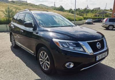Nissan Pathfinder Price in Tbilisi - SUV Hire Tbilisi - Nissan Rentals