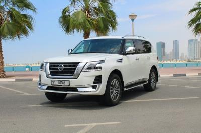 Nissan Patrol Price in Dubai - SUV Hire Dubai - Nissan Rentals