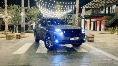 Nissan Patrol Nismo Price in Abu Dhabi - SUV Hire Abu Dhabi - Nissan Rentals