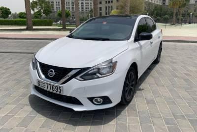 Nissan Sentra Price in Ajman - Sedan Hire Ajman - Nissan Rentals