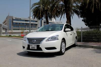 Nissan Sentra Price in Dubai - Sedan Hire Dubai - Nissan Rentals
