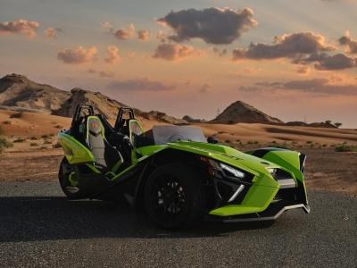 Polaris Slingshot R Limited Edition Price in Dubai - Sports Car Hire Dubai - Polaris Rentals