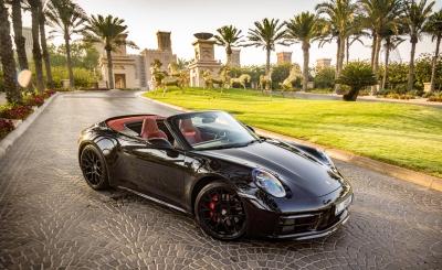 Porsche 911 Carrera 4S Spyder Price in Dubai - Convertible Hire Dubai - Porsche Rentals