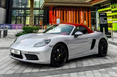 Porsche Boxster 718 Price in Dubai - Sports Car Hire Dubai - Porsche Rentals