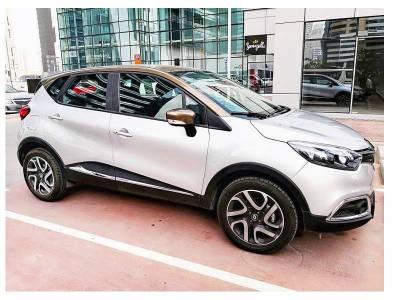 Renault Captur Price in Dubai - Cross Over Hire Dubai - Renault Rentals