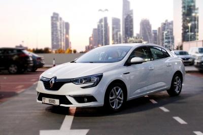 Renault Megane Price in Dubai - Sedan Hire Dubai - Renault Rentals