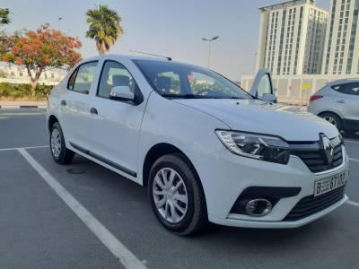 Renault Symbol Price in Abu Dhabi - Sedan Hire Abu Dhabi - Renault Rentals