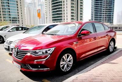 Renault Talisman Price in Dubai - Sedan Hire Dubai - Renault Rentals