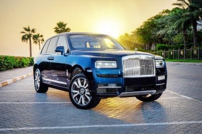 Rolls Royce Cullinan Price in Dubai - SUV Hire Dubai - Rolls Royce Rentals