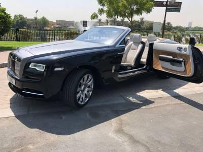 Rolls Royce Dawn Price in Dubai - Luxury Car Hire Dubai - Rolls Royce Rentals