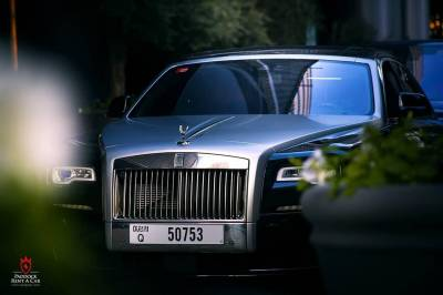 Rolls Royce Ghost Series 2 Price in Dubai - Luxury Car Hire Dubai - Rolls Royce Rentals