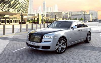 Rolls Royce Ghost Series 5 Price in Dubai - Luxury Car Hire Dubai - Rolls Royce Rentals