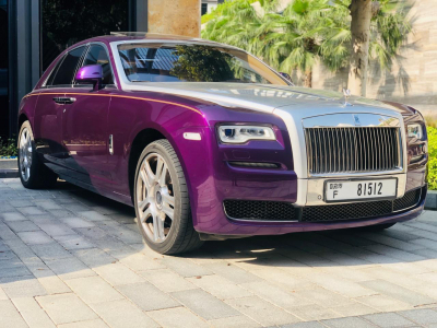 Rolls Royce Ghost Series II Price in Dubai - Luxury Car Hire Dubai - Rolls Royce Rentals