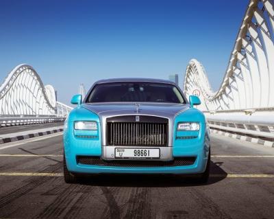 Rolls Royce Ghost Series I Price in Dubai - Luxury Car Hire Dubai - Rolls Royce Rentals