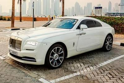 Rolls Royce Wraith Price in Dubai - Luxury Car Hire Dubai - Rolls Royce Rentals