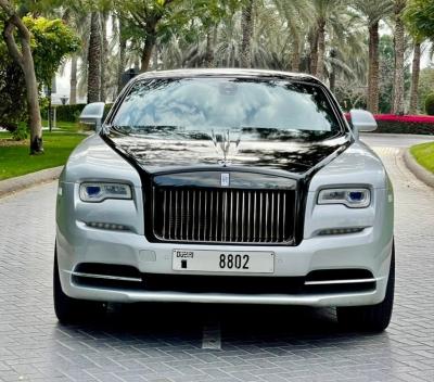 Rolls Royce Wraith Price in Ajman - Luxury Car Hire Ajman - Rolls Royce Rentals