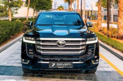 Toyota Land Cruiser Twin Turbo Price in Dubai - SUV Hire Dubai - Toyota Rentals