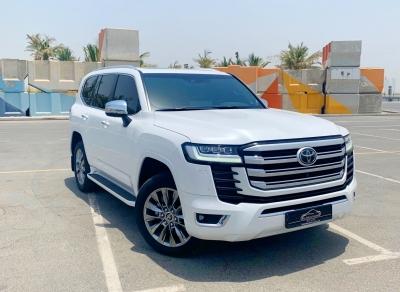 Toyota Land Cruiser Price in Dubai - SUV Hire Dubai - Toyota Rentals
