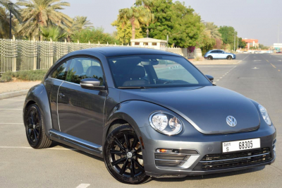 Volkswagen Beetle Price in Dubai - Compact Hire Dubai - Volkswagen Rentals